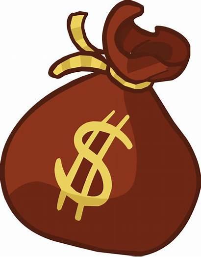 Clipart Money Bag Cartoon Clip Library