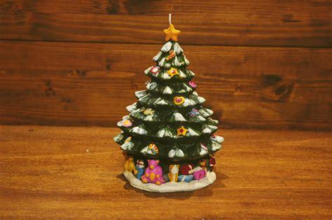 Candele Albero Di Natale by Albero Di Natale La Fabbrica Delle Candele