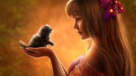 Animated Kitten Wallpaper - wallpaper kitten hd 2846
