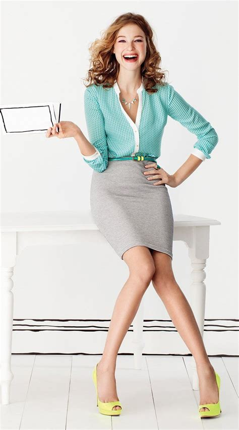 Clothes for work 5 best outfits - work-outfits.com