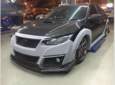 Honda Civic Type R WidebodyKit Tuning MK8 2