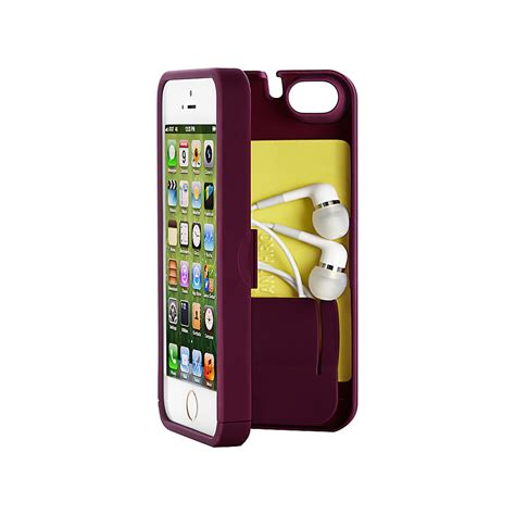 iphone 5 storage eyn iphone 5 5s se wallet storage 5 colors