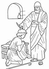 Coloring Pastor Mephibosheth Getdrawings sketch template