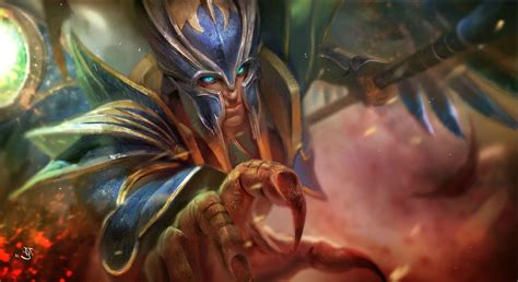 dota  skywrath mage wallpapers hd desktop  mobile