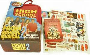 Other Toys - High School Musical Fan's Dream! HSM Card ...