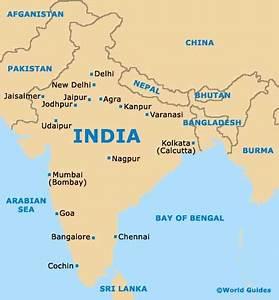 Mumbai Maps and Orientation: Mumbai, Maharashtra, India