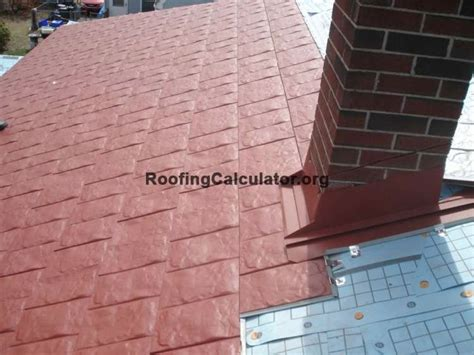 roofing calculator beautiful metal tile roof cost 6
