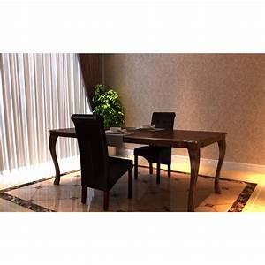 Stühle Esszimmer Günstig : esszimmer st hle klassik 2 stk braun g nstig kaufen ~ Markanthonyermac.com Haus und Dekorationen