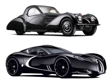 Bugatti Gangloff Concept  Car Body Design