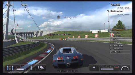 gran turismo  bugatti veyron   hp gameplay