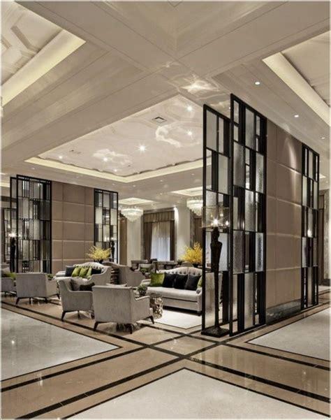 modern small bathroom trends   decorative room dividers lobby design hotel interiors