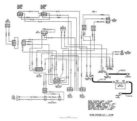dixon ztr   parts diagram  wiring