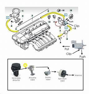 Bmw E39 M5 Secondary Air Injection System