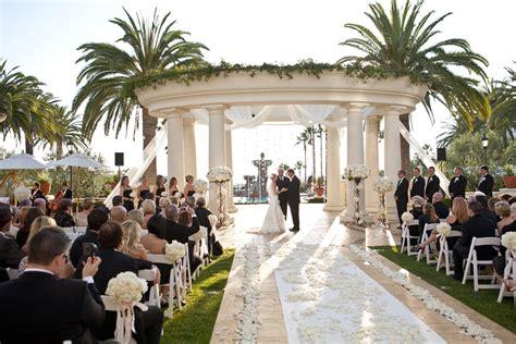 monarch beach resort wedding ceremony reception venue