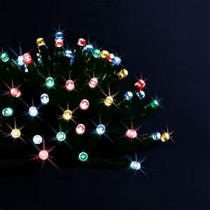 Guirlande Noel Solaire : guirlande lumineuse decoration lumineuse eminza ~ Teatrodelosmanantiales.com Idées de Décoration