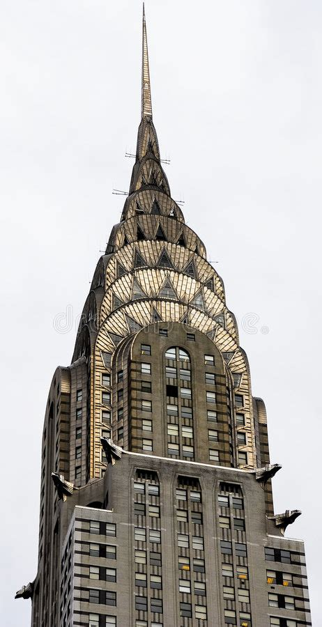 Chrysler Building Spire Editorial Photography Image 6994897