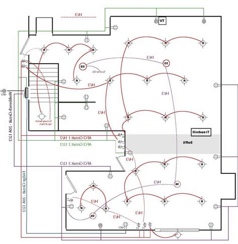 Basement Wiring Diagram Review For How Wire