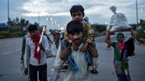 Chaos and hunger amid India coronavirus lockdown | India ...