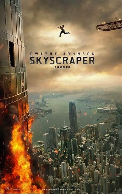 Skyscraper Poster Johnson Dwayne Glorious Ridiculous Utterly