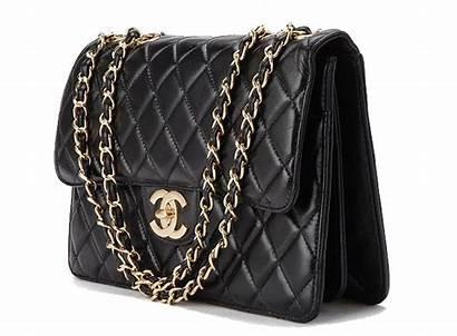 Handbag Chanel Bag Leather Transparent Chain Bags