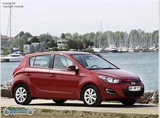 Hyundai i20 Fotos & Bilder