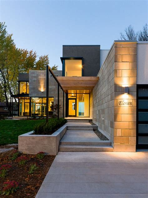Contemporary Home Exterior Design Ideas by 71 Contemporary Exterior Design Photos Modern