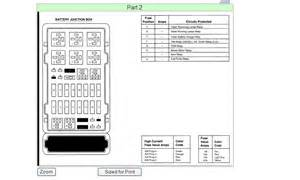 similiar 2001 ford econoline fuse diagram keywords 2001 ford e250 hood fuse box diagram