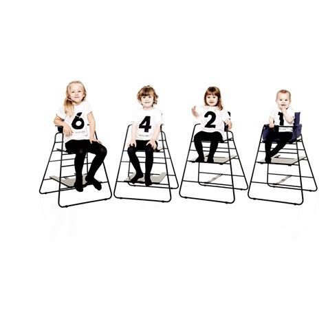 chaise haute bebe fille chaise haute towerchair noir budtzbendix design b 233 b 233