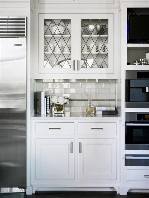 Kitchen Cabinets With Glass - 24 pictures of kitchens with glass cabinets page 2 of 5