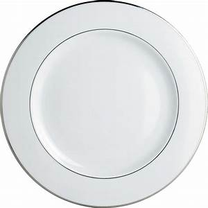 Assiette De Présentation : assiette de pr sentation 29 5 cm en porcelaine de la collection cristal bernardaud ~ Teatrodelosmanantiales.com Idées de Décoration