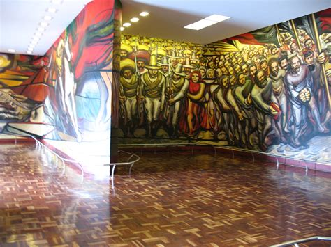 David Alfaro Siqueiros Murals by David Alfaro Siqueiros Mad About The Mural