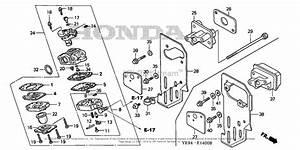 Honda Wx10 A4 Water Pump  Jpn  Vin  Wzbr