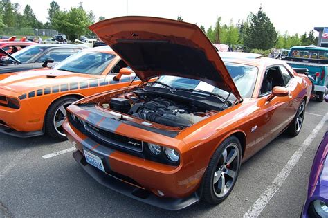 dodge challengers    mopars unlimited spring