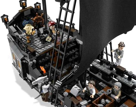 Lego Pirates Of The Caribbean 4184