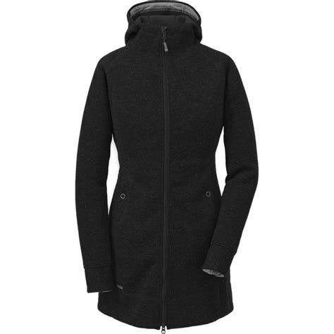 outdoor research salida long fleece hooded jacket womens backcountrycom
