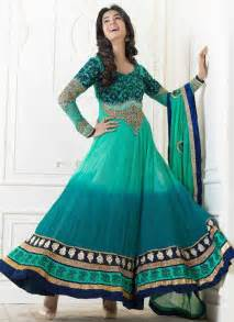 Anarkali Style And Long Frock Design Collection Pics