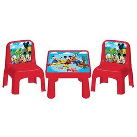 mickey mouse activity table mickey mouse clubhouse furniture roselawnlutheran