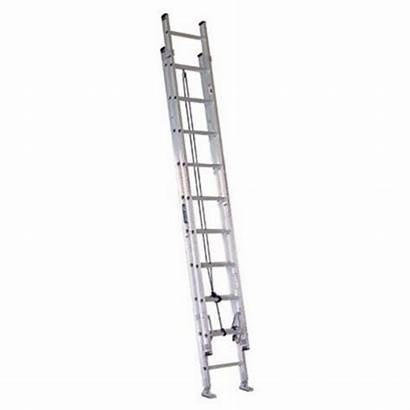 Extension Aluminum Ladders