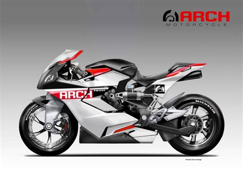 Arch Motorcycles Future Gets Rendered By Obiboi Top Speed