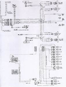 1973 Camaro Tail Light Wiring Schematic  61376
