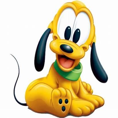 Pluto Disney Clipart Cartoon Clip Mickey Mouse
