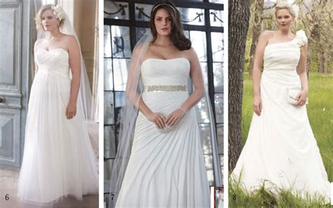 Wedding Dresses Plus Size : 8 Plus Size Wedding Dresses Under 0