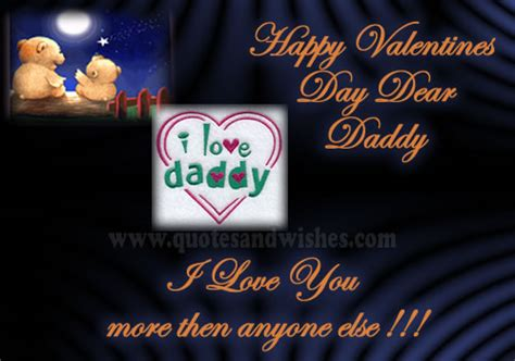 valentines day love quotes  daughter  father quotesgram