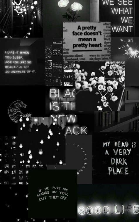 free black wallpaper aesthetic loveee in 2019