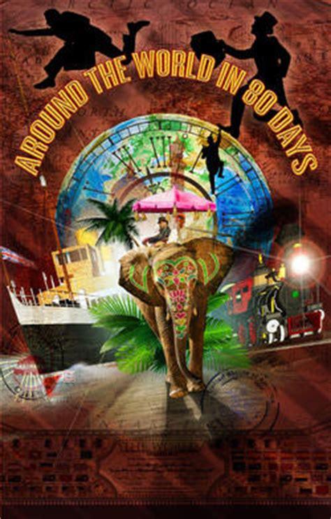 "Travel ""around The World In 80 Days"" At Sct Center Stage"