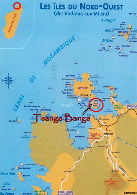 madagascar location et chambre d 39 hôte tsanga banga