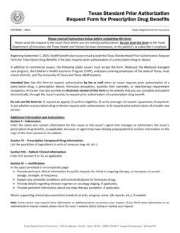 texas medicaid prior authorization form
