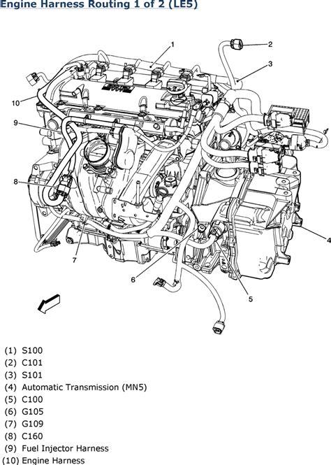 cobalt   engine diagrams find image