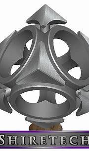 Art cube 3D model - TurboSquid 1276516