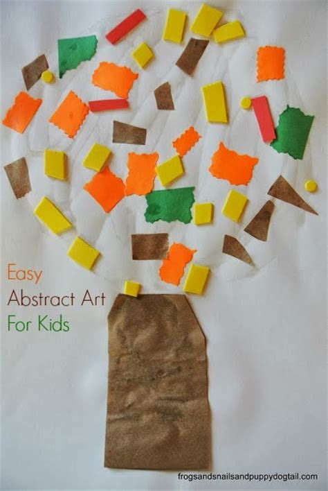 fall tree abstract for fspdt 978 | artforkids
